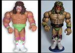 The Ultimate Warrior - Customised by GREE-C-EM-JEE
