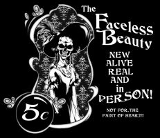 the Faceless Beauty by zombie-you
