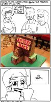 TiN - The Best Cake in the World by timsplosion