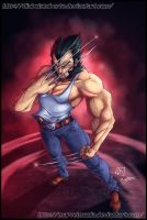 Logan Wolverine by diabolumberto