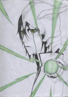 Ulquiorra Shiffer by Elle268