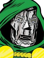 Dr Doom by dennisculver
