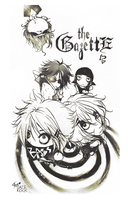 the Gazette - Mad Spiral by KaZe-pOn