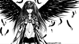 Dark angel by Pinlin