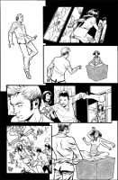 Doctor Who: the Tenth Doctor 5 - pag 13 by elena-casagrande
