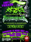 THRASH Flyer 2 by stan-w-d