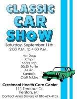 Classic Car Show by paperairplane