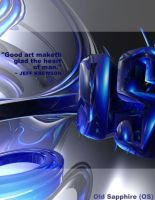 Jeff Krewson Quote: OS Logo by OldSapphire