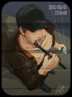 Watch Dogs - Aiden Pearce by WinglyC