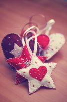 Christmas decorations by Ur6o