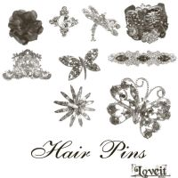 Hair pins for cs2 by BrushHaven1
