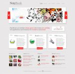 NoteBook - Another WP Template by princepal