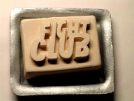 Fight Club Soap Clay Sculpt by YoshioKun13