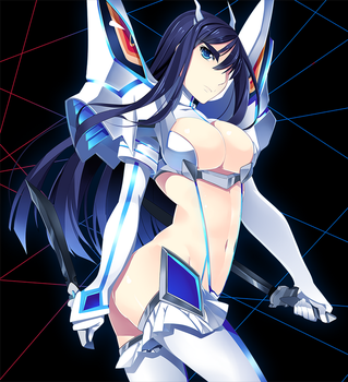 Satsuki by R0cket-Cat