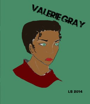 Valerie Gray 2014 - Short Hair by LightningStreak