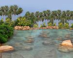 Tropical Lagoon Premade by CelticStrm-Stock by CelticStrm-Stock