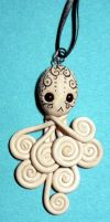 Filigree Octopus by BlackMagdalena
