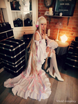 Chii in the house of darkness by Vivid-Cosplay