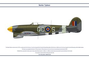 Typhoon GB 168 Sqn 1 by WS-Clave