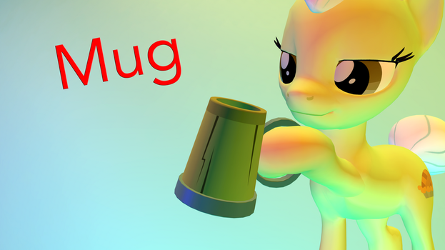 Mug [DL] by EDplus