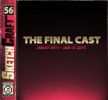 SketchCraft Podcast 056 - The Final Cast by RobDuenas