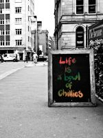 Street Philosophy by Xaldin911