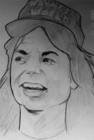 mike myers by thenarwhal