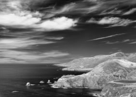 Bixby bridge IR by NickSpiker