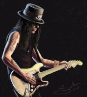 Mick Mars late 2000s by Windfreak