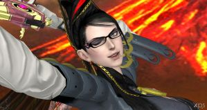 Bayonetta Heat VI by cablex452