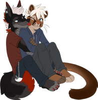 Commish:: Veront. by KingNeroche