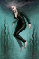 Under the water by chirun