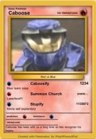 I choose YOU Caboose by OneOfLifesMysteries