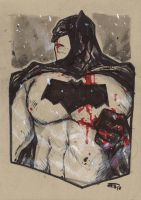 Batman by DenisM79