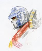 Starscream Armada sketch by gelshark