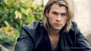 Chris Hemsworth Wallpaper 1 by TimelineAndWallpaper