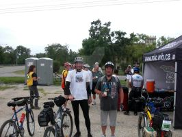 Muddy Waters Ride for Habitat for Humanity 16 by sicklilmonky