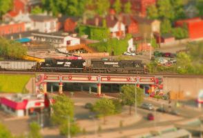 Crappy Model Train Photo 1 by k4-pacific