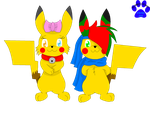 AT: The Pikas by Marquis2007