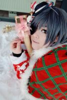 MERRY CHRISTMAS EVERYONE by kagehana-kagehana