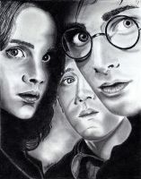 Harry Potter by OliviasArtwork