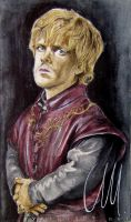 the imp tyrion lannister by cymue