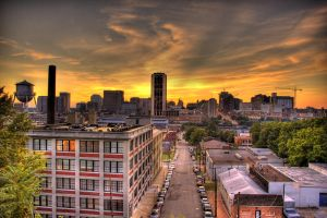 HDR Richmond by PeachGiant