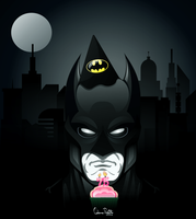Batman Birthday by drifith