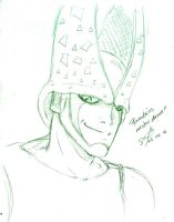 - Cell scribble - by mukuro-sama
