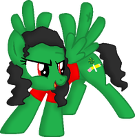 Candy Chaser - I'll Take You On! by CandytheHedgebatcat9