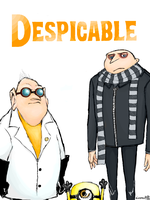 Despicable by niromu7