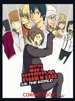 Eiji vs. The World by SeiAni