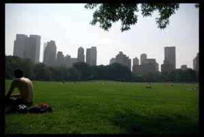 Central Park by xxpeccadilloxx