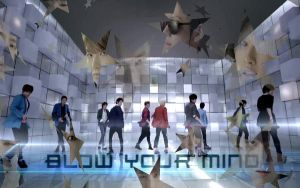 Wall Suju Mr Simple ver 2 by RainboWxMikA